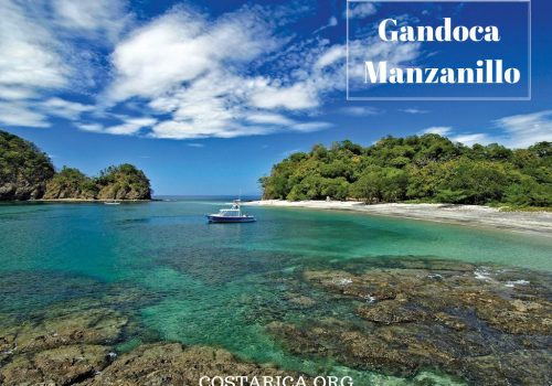Beach at Manzanillo Wildlife Refuge