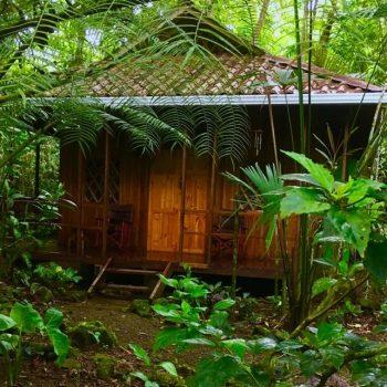 Toucan Bungaow at Coral Hill Bungalows, Cahuita, Costa Rica