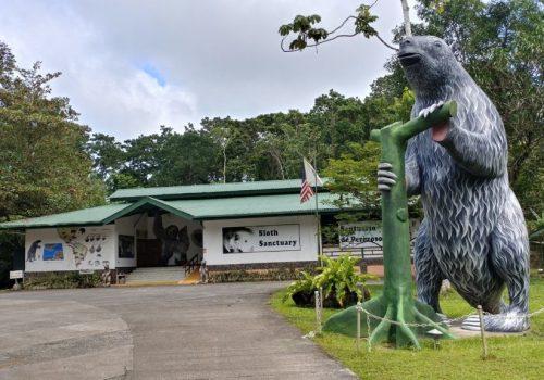 Sloth Sanctuary, Limon Costa Rica